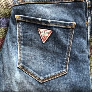 Guess jeans original design skinny jeans size 25